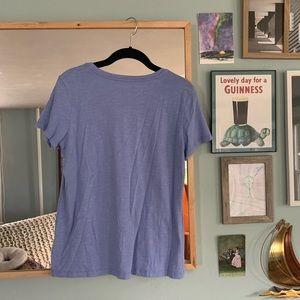 Medium Eddie Bauer Blue T-Shirt